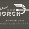August Horch Edition -